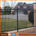 Powder Coated Steel Fence and Gates Design