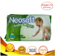 80pcs scented baby wipes private label wet wipes pure soft wipes tissue