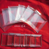5MM beveled glass pieces cluster bevel toughened glass with ISO9001/SGS/CE certificate