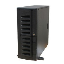 Tower Server case 3.5&quot; <strong>X10</strong>, 5.25&quot; X4