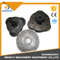 excavator reductor planetary gear SK60/SK60-1/SK60-2/3/5/7/SK75 swing rotary gear