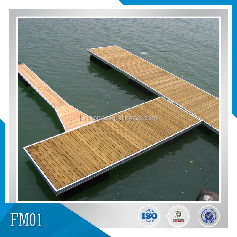 Jet Ski Floating Dock with Fingers