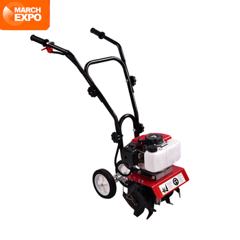 New Saving March Expo hand rotary power garden philippines market farm tiller and cultivator