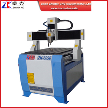 China small MDF CNC Router with CE & OEM ZK-6090 600*900mm