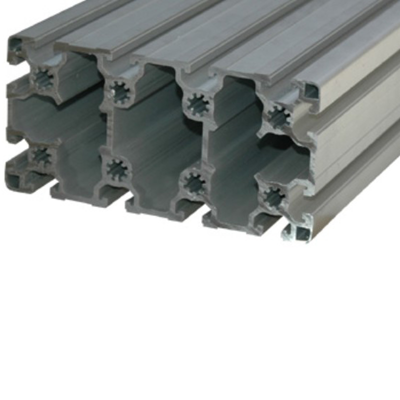 6063 t5 industrial extruded <strong>aluminum</strong> profile for machine frames