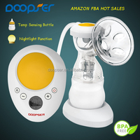Amazon FBA Hot Sales Doopser Breast Pump Spectra Breast Pump with Petal Massage Function