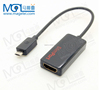 HDTV Adapter Cable Slimport MyDP to HDMI For LG G2 Google 4 E960 Nexus 7