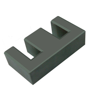 Big size ferrite magnetic core for high frequency furnace EE320