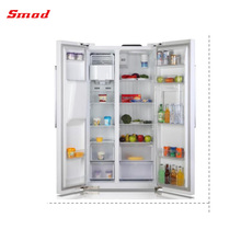 Home Appliance No Frost Side By Side Refrigerator With MEPS