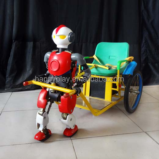 Hot selling robot rickshaw for kids auto rickshaw for sale