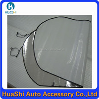 snow windshield cover roll up car sun shade car uv protection sun shade car sun shade material