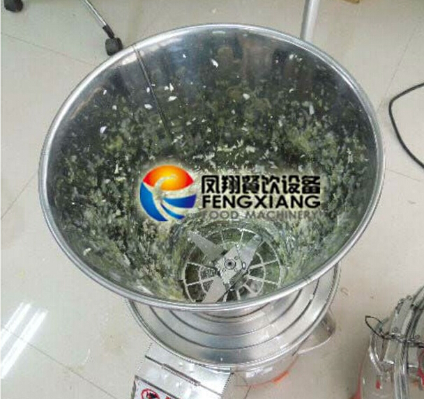 FC-105 Stainless steel vegetable chopping machine,bamboo cabbage carrot onion cutting machine,vegetable stuffing machine