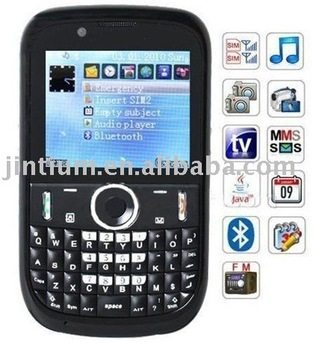 Dual SIM TV Cell Phone With Big Speaker F110