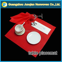 Disposable Nonwoven High Quality Home & Garden Table Mat Paper Tablecloth For Restaurant