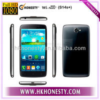 "Android Mobile Phone 5"" MTK6589 Quad Core Mobile Phone"