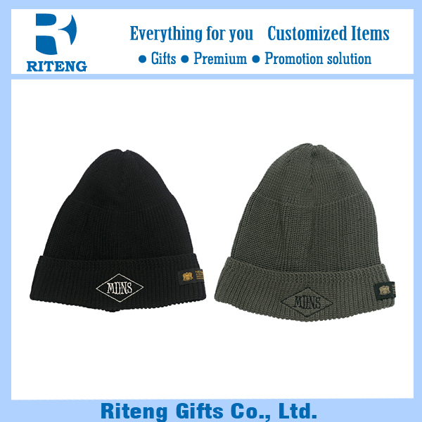 Export types of running beanie winter hats men