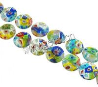 New Fashion Vintage millefiori glass beads in stock 196350