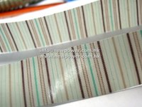 TPU Coated fabric for Air Boat Seam Sealing Tapes