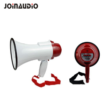 Small portable handle record megaphone for saler with hand belt