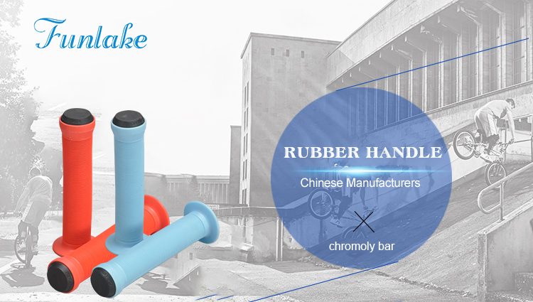 Professional custom China manufacturer high quality bikes parts cycling ricer accessories mtb rubber handle grip for sale