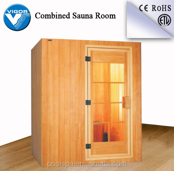 2 person portable steam sauna room