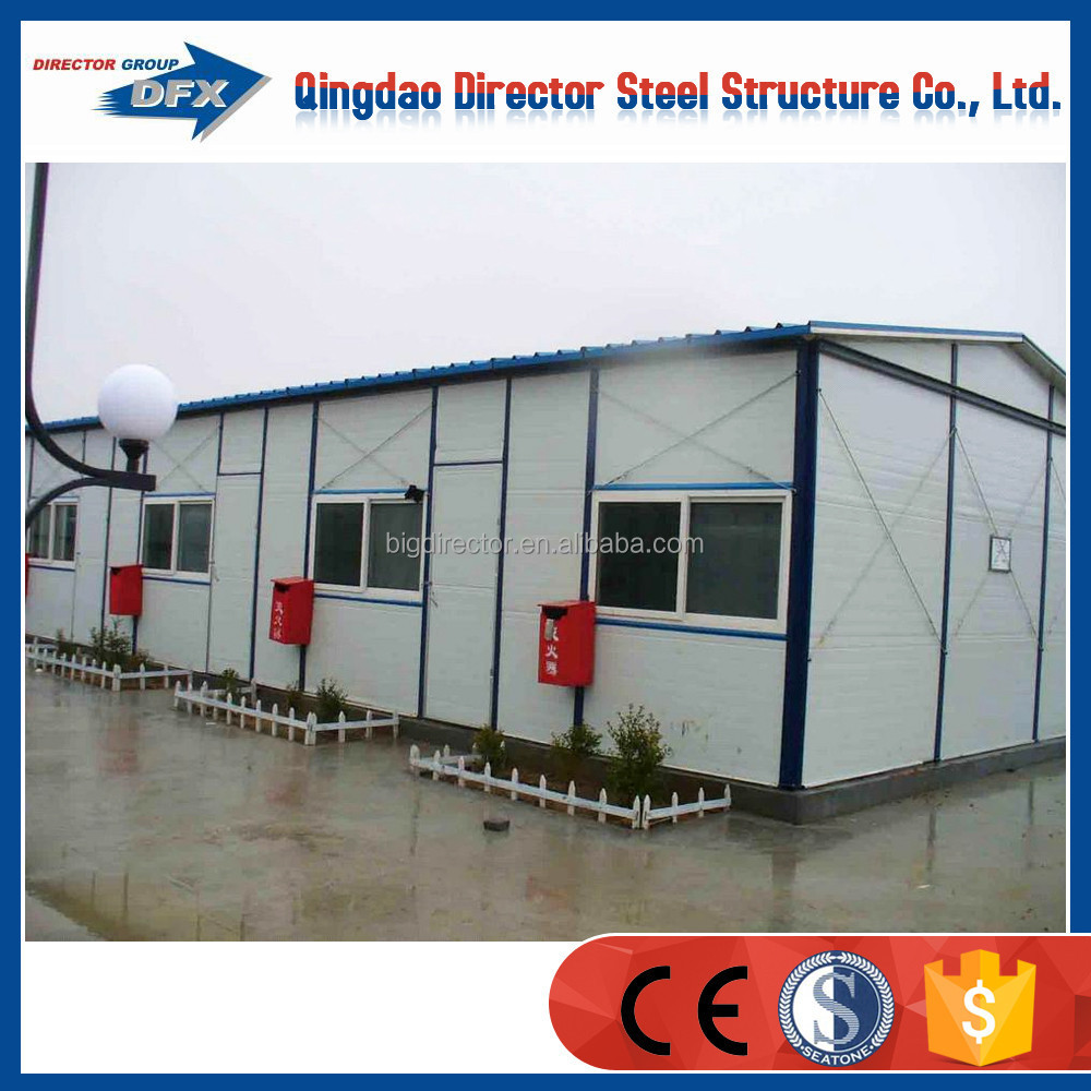Low cost prefabricated houses and wall panels