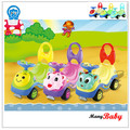 classic plastic push pedal car for babies, kids push car, child toy car