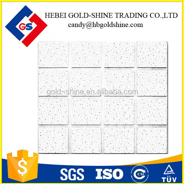 Acoustic Ceiling / Mineral Fiber Board