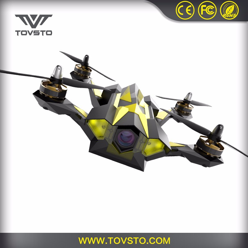 TOVSTO 72km/h FPV Brushless CC3D Flight Control System Drone RC OEM Racing Kits With HD Camera