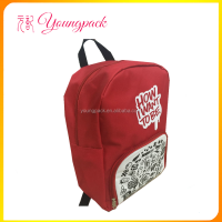 600D Polyester wholesale cheap school bags for teenagers