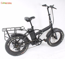 36v 250w hub motor fatbike 20inch electric snow bike powered by lithium battery