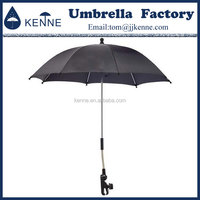 attachable umbrella