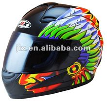 high quality full face motor cycle helmet 2015 hot saleJX-A110