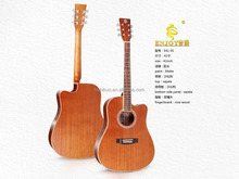41'acoustic Folk guitar ,sapele panel guitar, new style guitar E41-SS