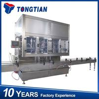 Automatic Mineral Water Filling Plant Cost Alibaba China Supplier olive oil filling machine