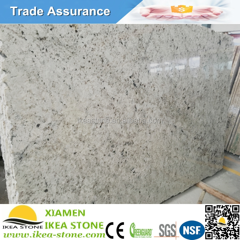 White Galaxy Brazilian Granite Slab