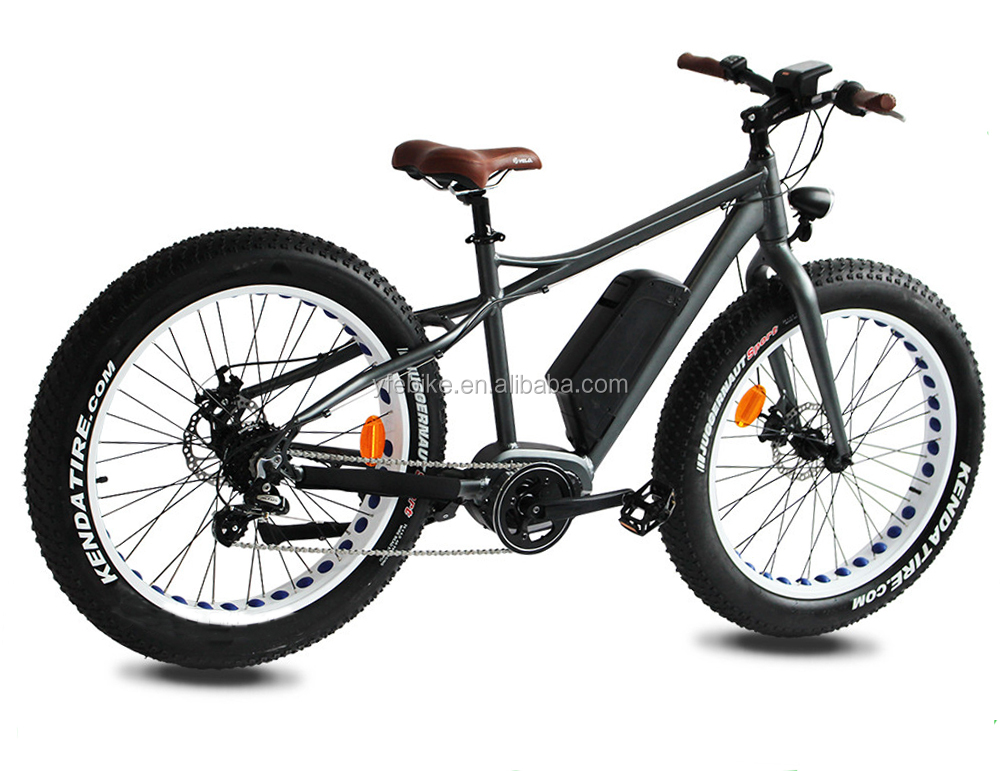 26 size high power snow fat electric bike
