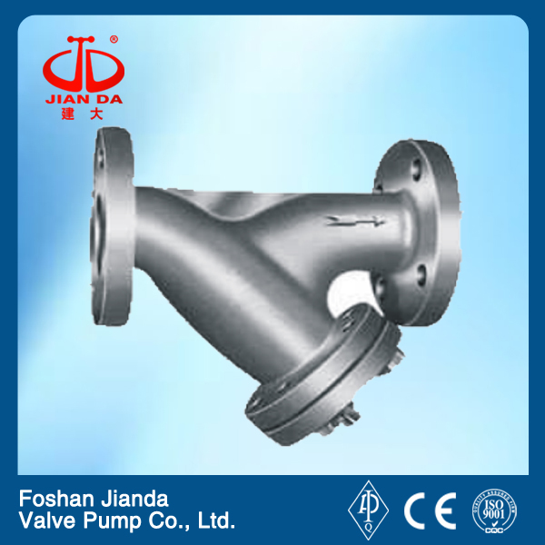 A234 stainless steel milk strainer with high quality