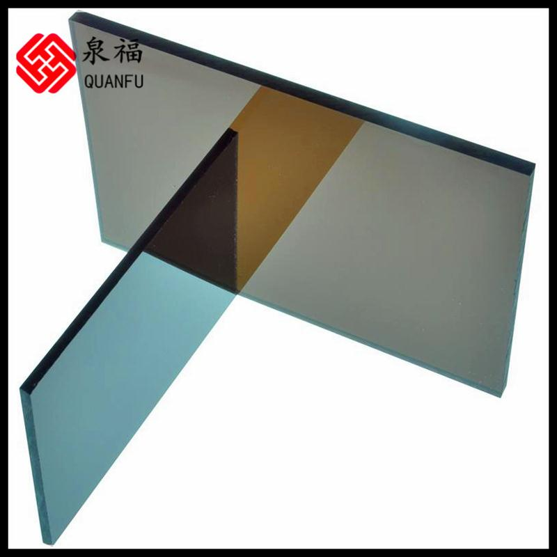 free sample price 3mm skylight roofing solid polycarbonate sheet