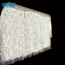 Cheap Christmas Curtain Sale Curtains Fairy Lights White Led Backdrop For Weddings