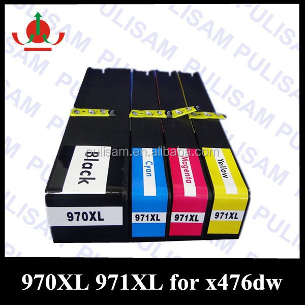 Inkjet Printer Compatible Printer Type and Yes Bulk Packaging Compatible for hp 970 / 971 ciss