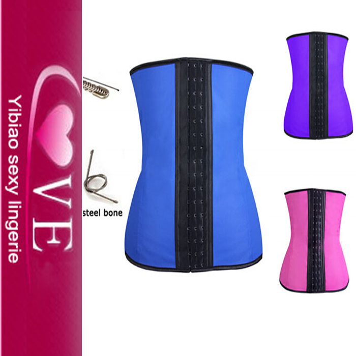 new products underbust shapewear simple design waist trainer corset