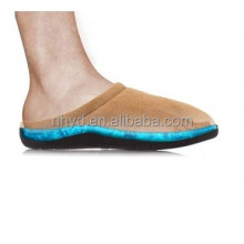 comfort design gel slipper slipper with gel insole for man