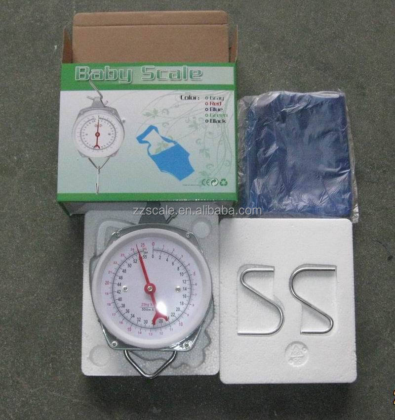 Salter Type Mechanical Manual Dial Weighing Baby Scale
