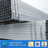 Galvanized Ms Hollow Section Square Steel