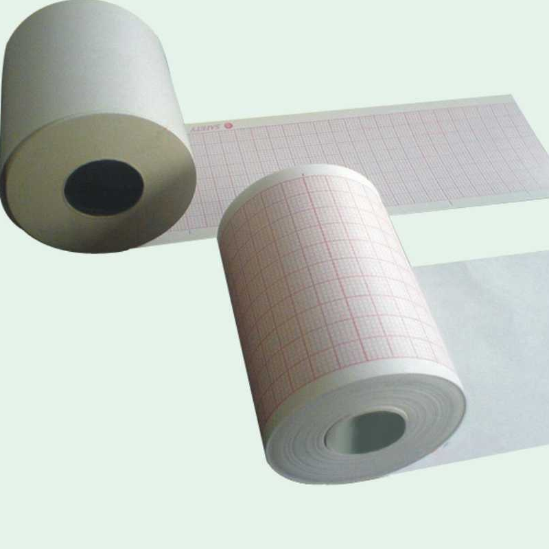 good prices  sell contec schiller 12 lead 3 channel ecg  foldable paper manufacturers   rolls  for ge mac