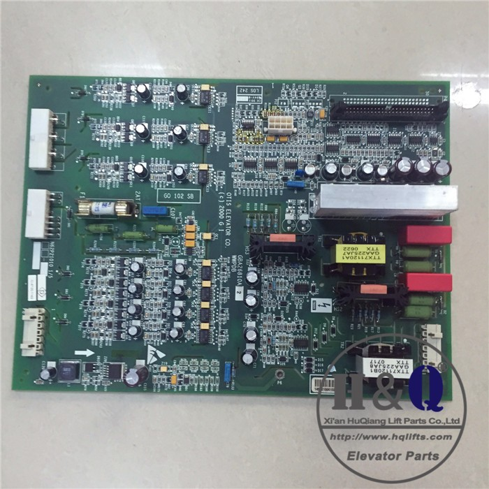 WWPDB GBA26810A2 printed circuit board assembly for escalator board