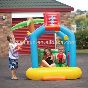 Inflatable Sports Jumping Castle