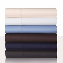 100% cotton 500 thread count sheet set, egyptian cotton bed sheets