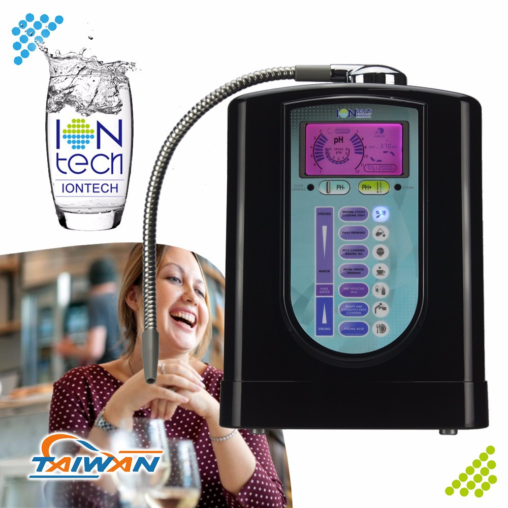 IT-656 Iontech multifunctional hydrogen rich alkaline water ionizer